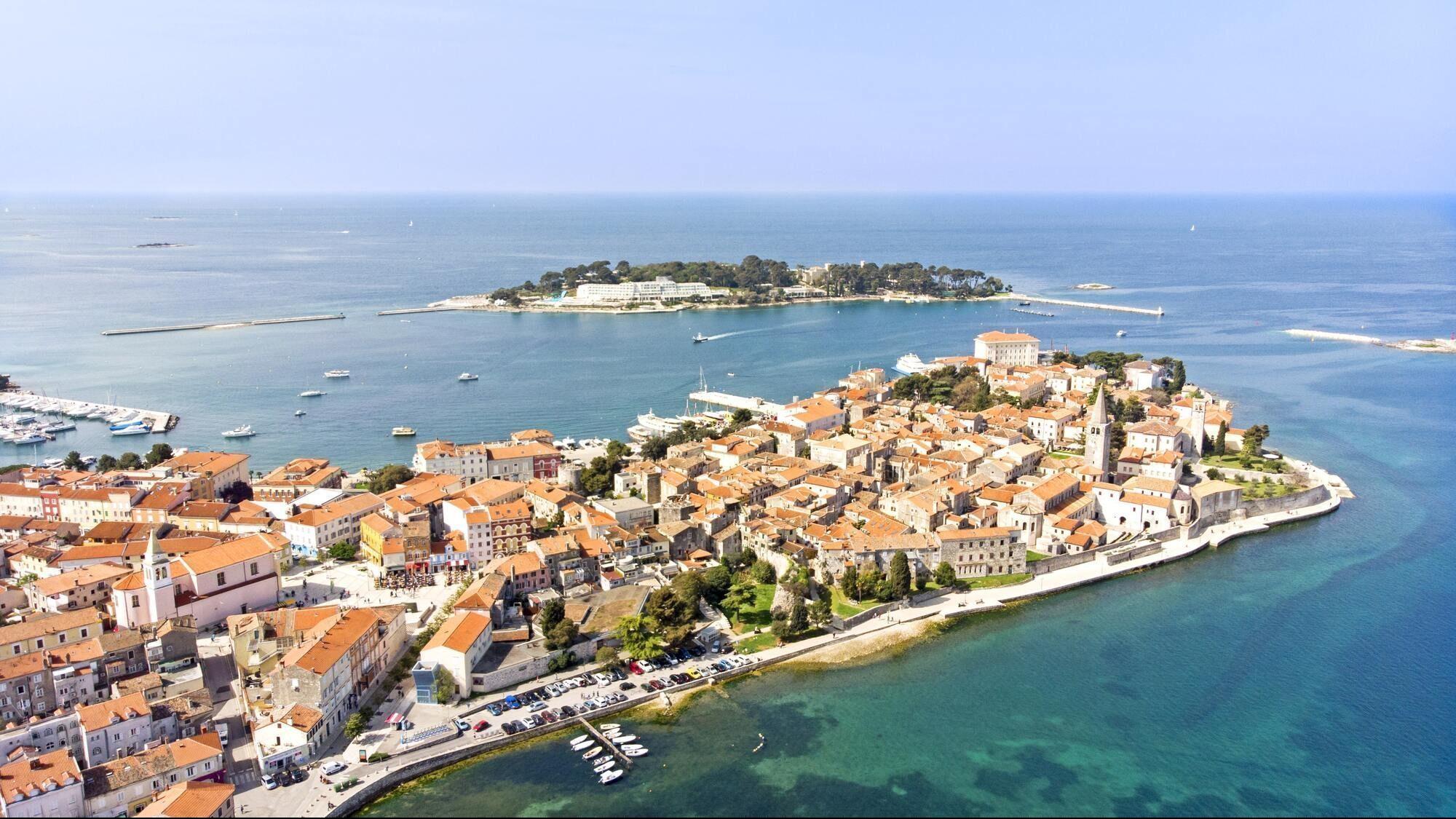 10th International festival of choirs and orchestras in Poreč (Istria, Croatia)