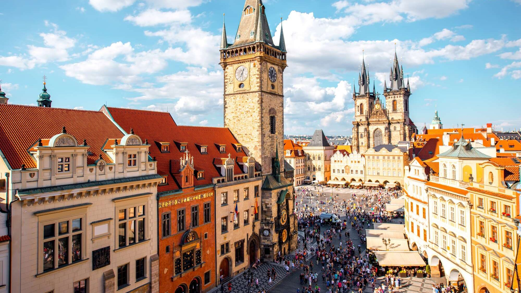 12th International festival of choirs and orchestras in Prague (Czech Republic)
