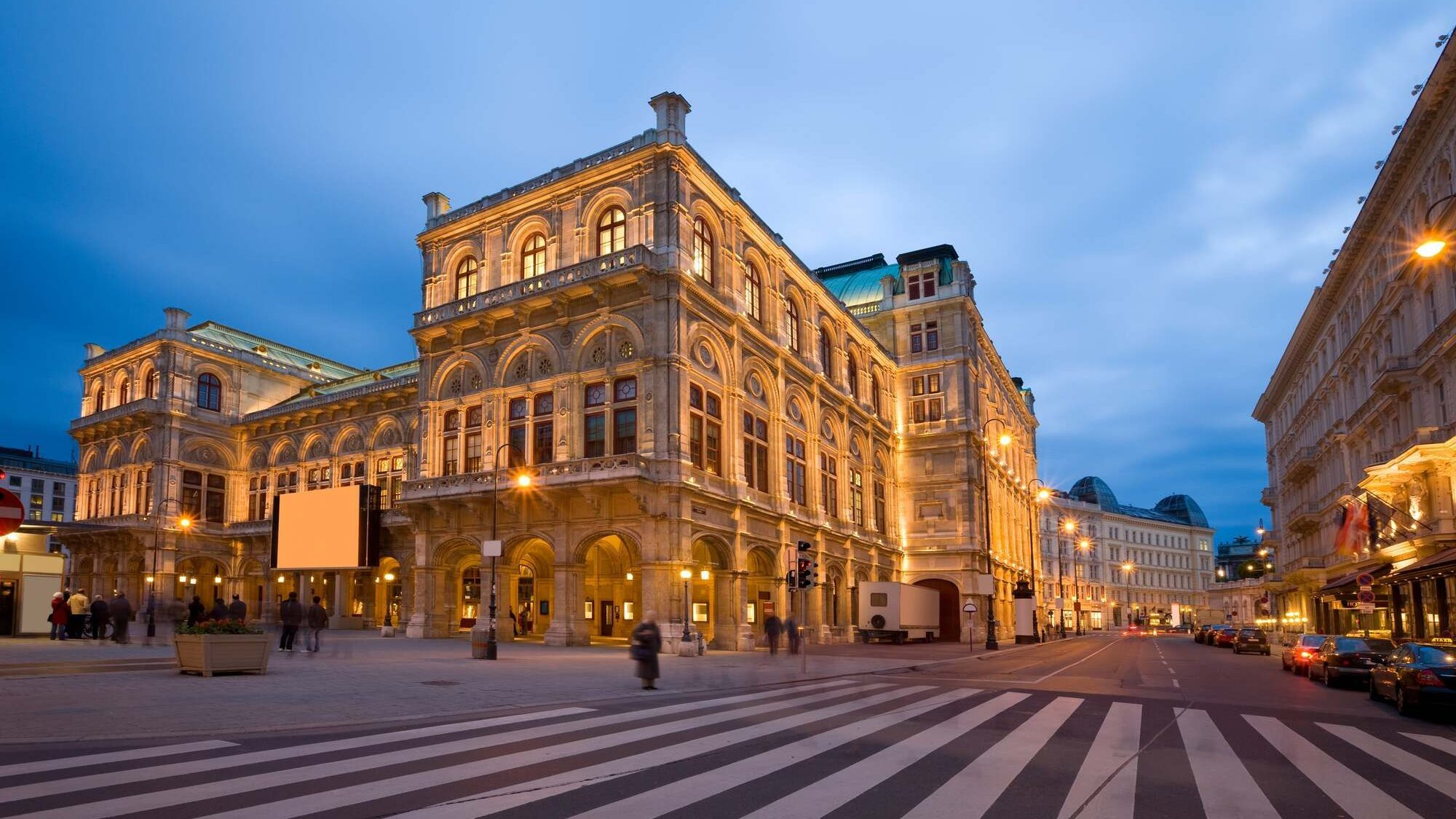 7th International festival of choirs and orchestras in Vienna (Austria)